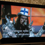Lordi at finals: Thank you, Europe!