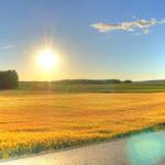 Aurinkoenergiaa talteen talveksi