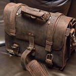 Saddleback Leather -laukku kestää 400 vuotta