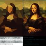 Miten pakkaat Mona Lisan tekstiviestiin?