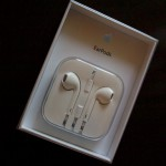 Testiss� Apple Earpods