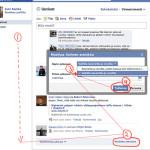 N�in palautat kadonneet kaverit Facebookin etusivullesi (katso kuva)