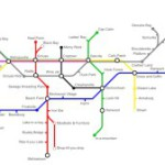 Tampere Tube Map
